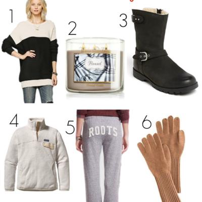 On My Radar: Cold Weather Essentials