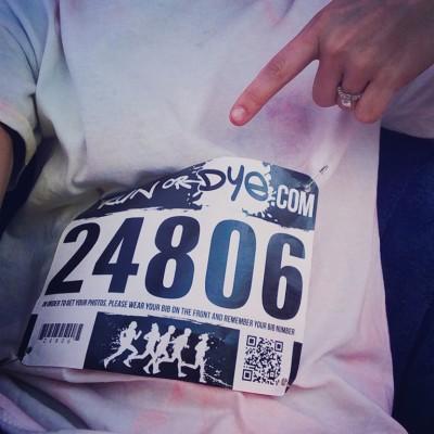 Run or Dye 5K Recap