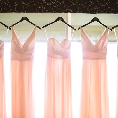 Our Wedding: Getting Ready