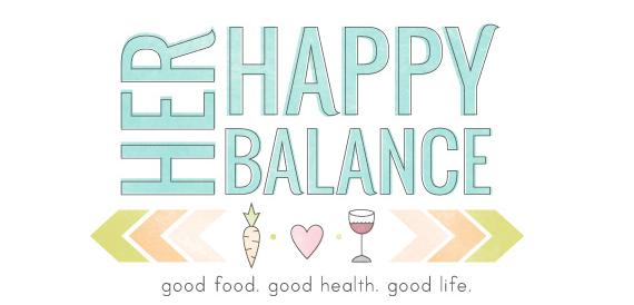 Her Happy Balance