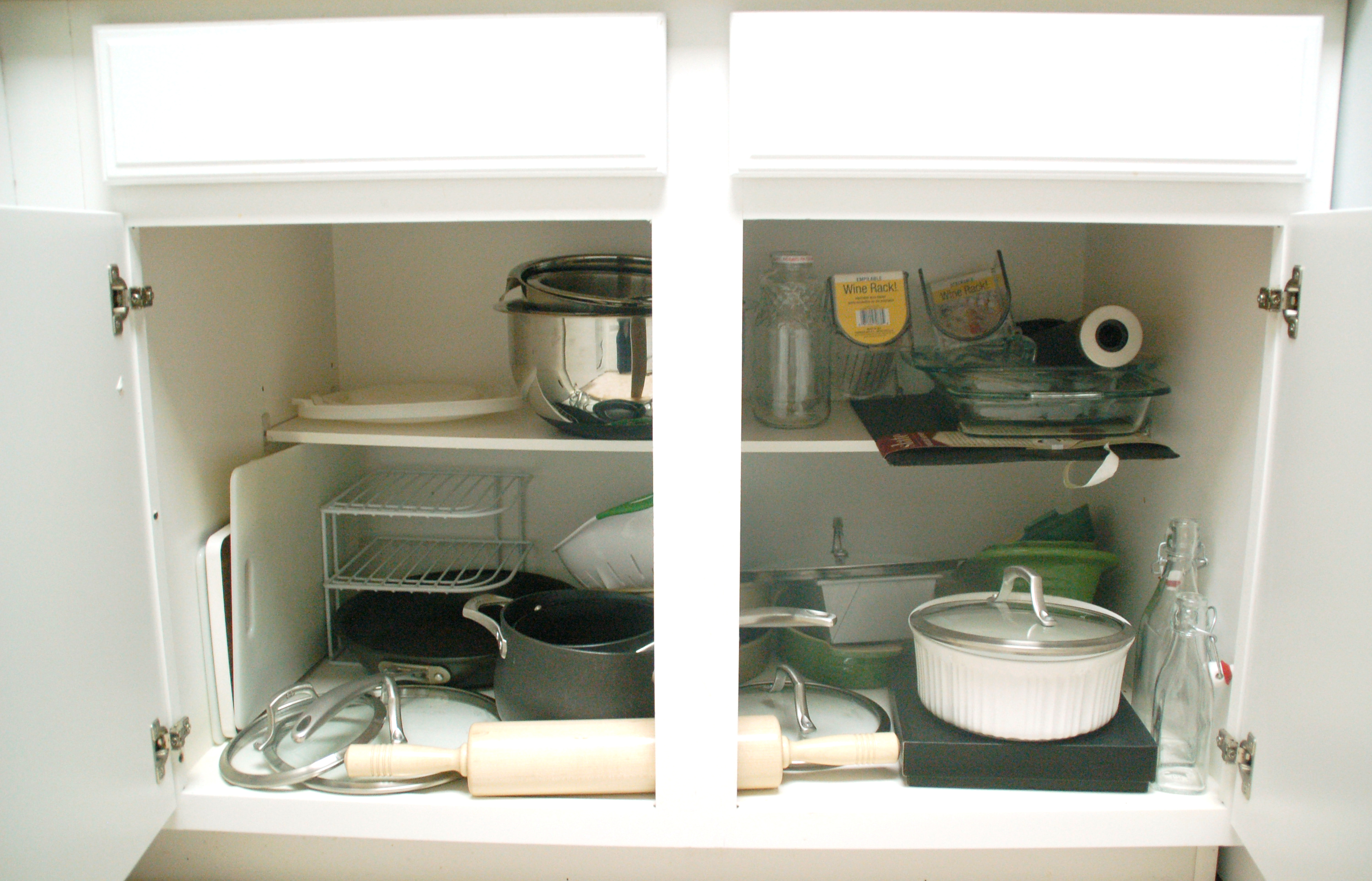 ideas pans youtube cabinet storing accessory and watch kitchen pots
