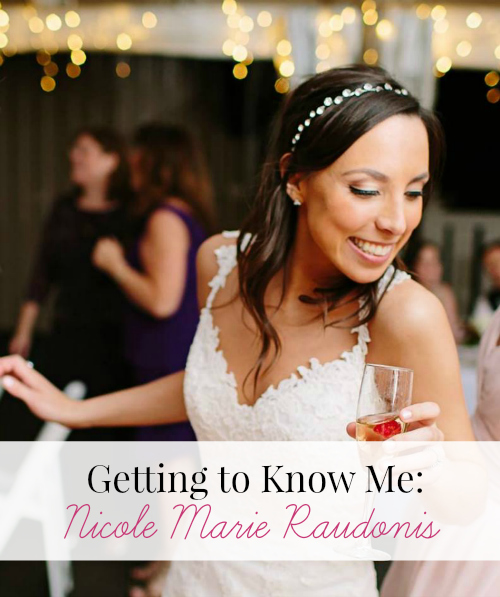 Getting to Know Me at simply-nicole.com