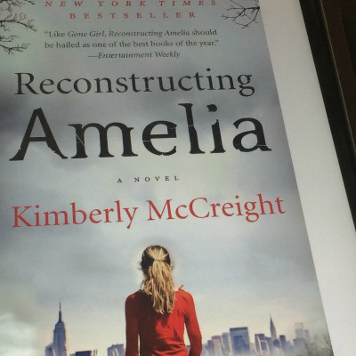 Reconstructing Amelia {Discussion}