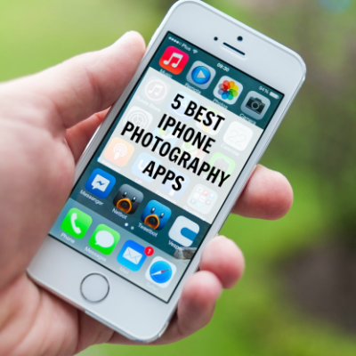 The 5 Best iPhone Photography Apps