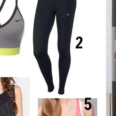 On My Radar: Workout Wear