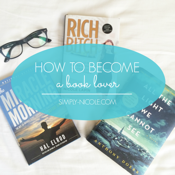 How to become a book lover