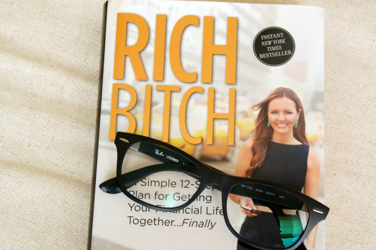 Nicole Lapin Rich Bitch Review
