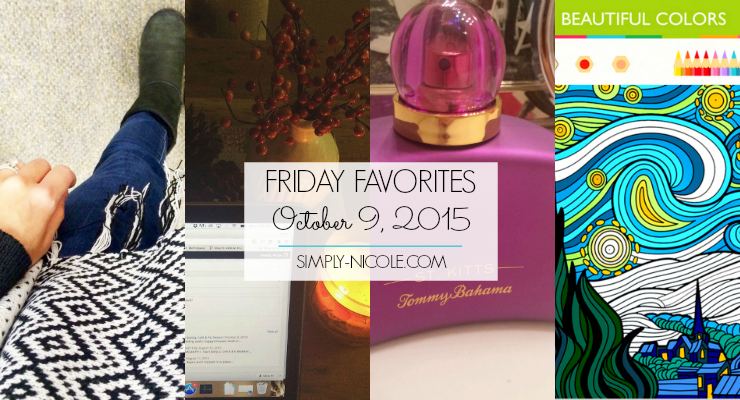 Friday Favorites 9 : Friday favorites simply nicole
