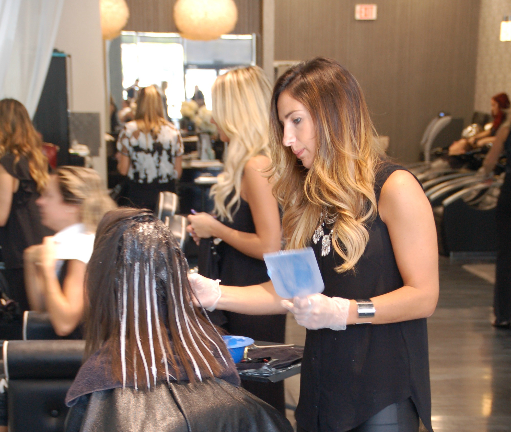 prive salon and style bar review