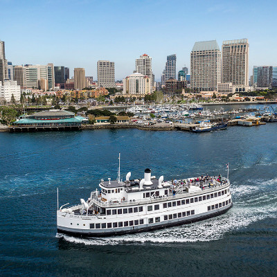 Hornblower Dinner Cruise San Diego