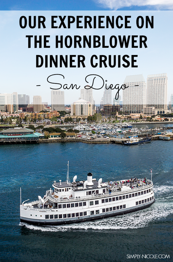 Hornblower Dinner Cruise San Diego