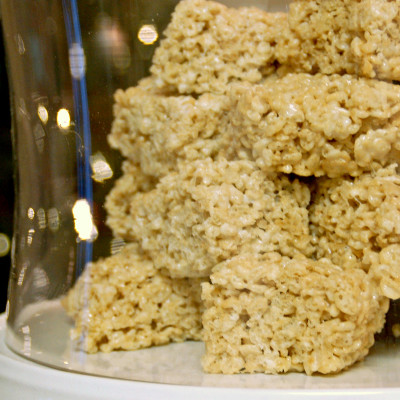 How to Make Perfect Rice Krispie Treats