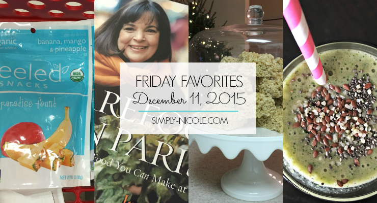 Friday favorites simply nicole