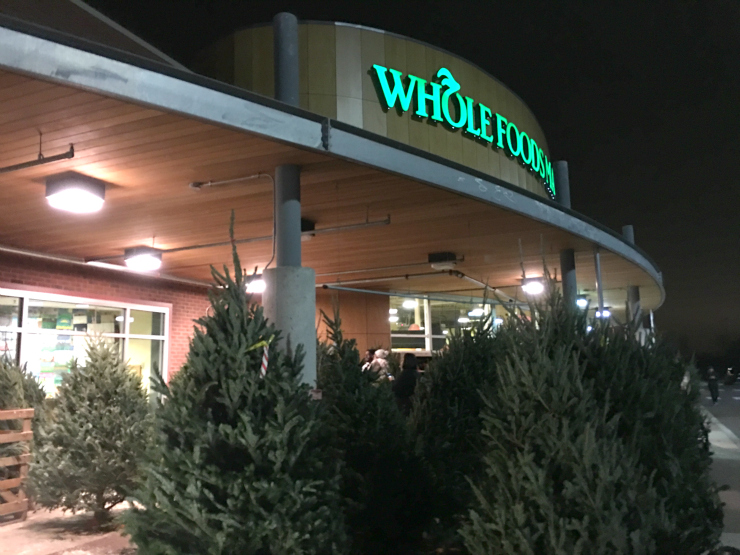 Whole Foods Christmas Tree Recycling