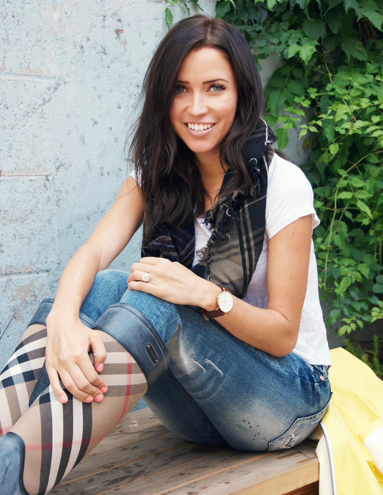 kaitlyn bristowe health and fitness