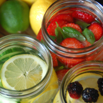 Naturally Enhanced Detox Water