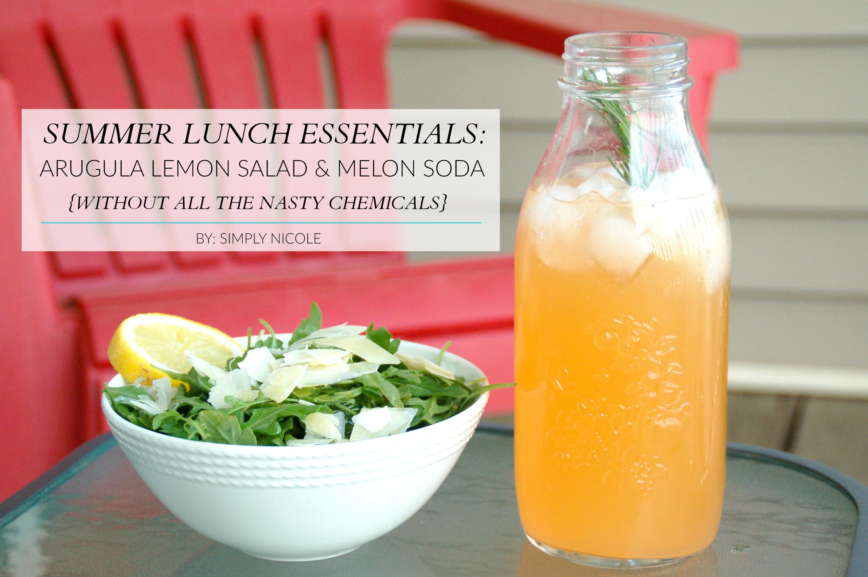 summer lunch essentials