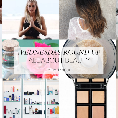 Wednesday Round Up: All About Beauty