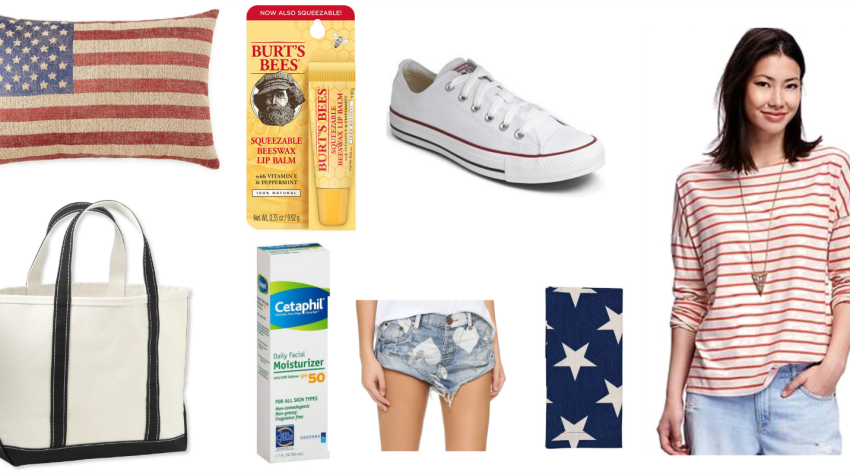 On My Radar: 4th of July Decor, Fashion & Beauty