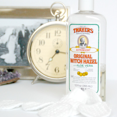 5 Reasons Why Witch Hazel is the Bomb (Dot) Com