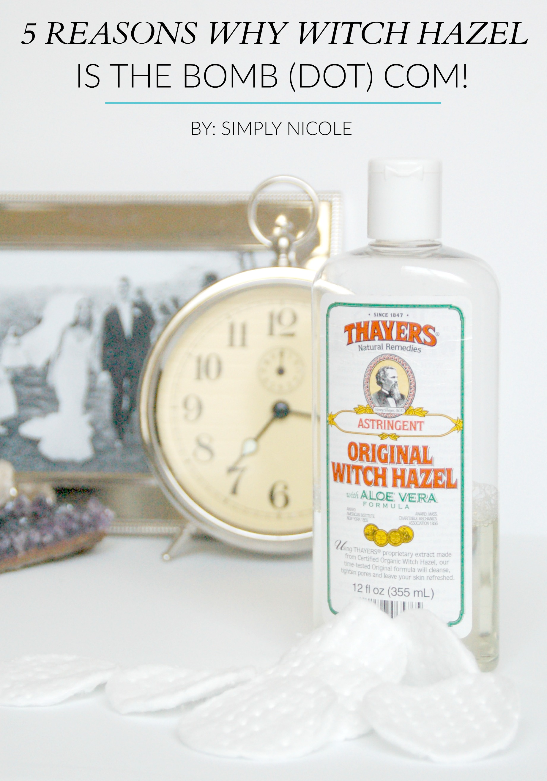 witch hazel benefits and uses