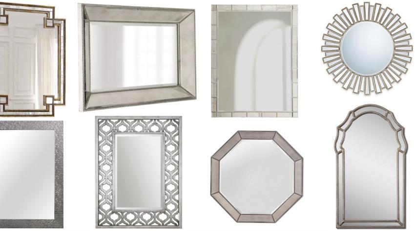On My Radar: Chic Entryway Mirrors