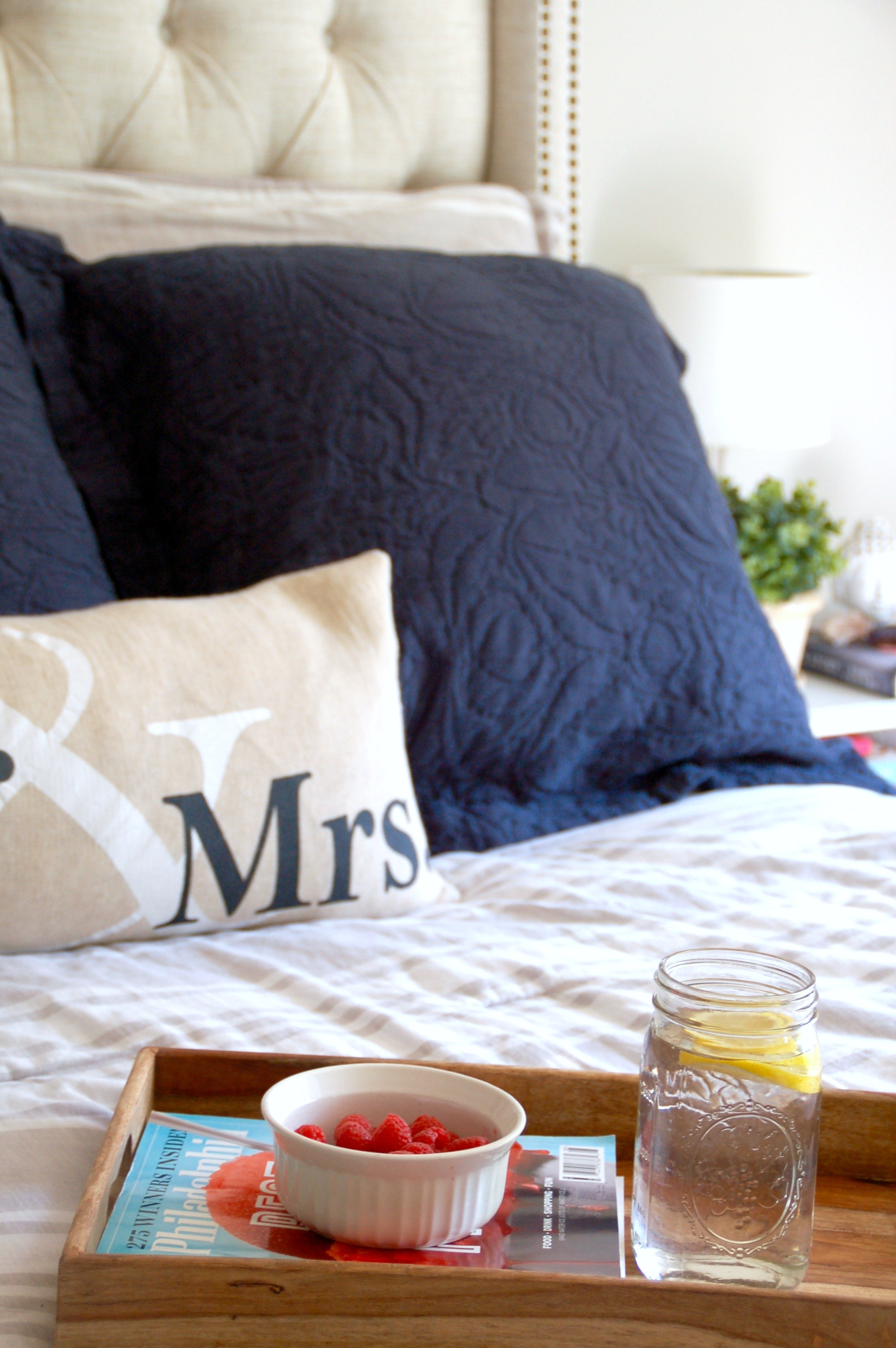 5 tips for a bedroom refresh