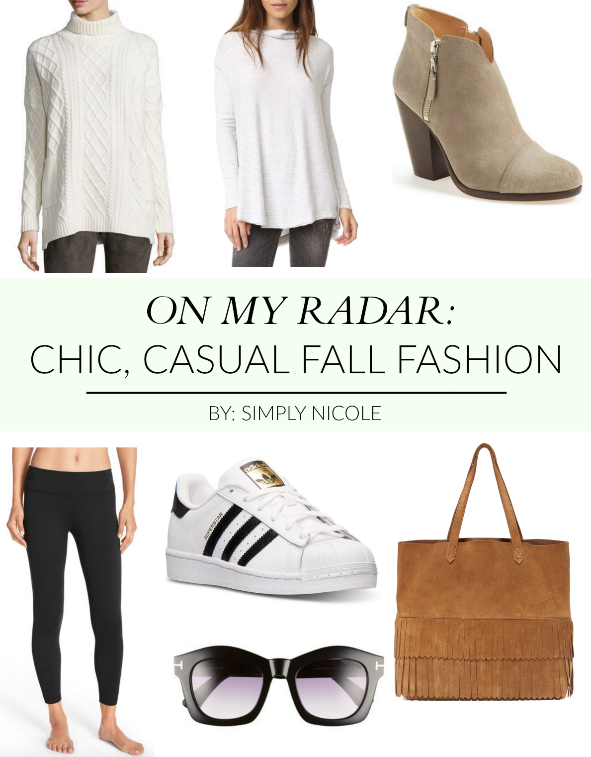 casual fall fashion simply nicole