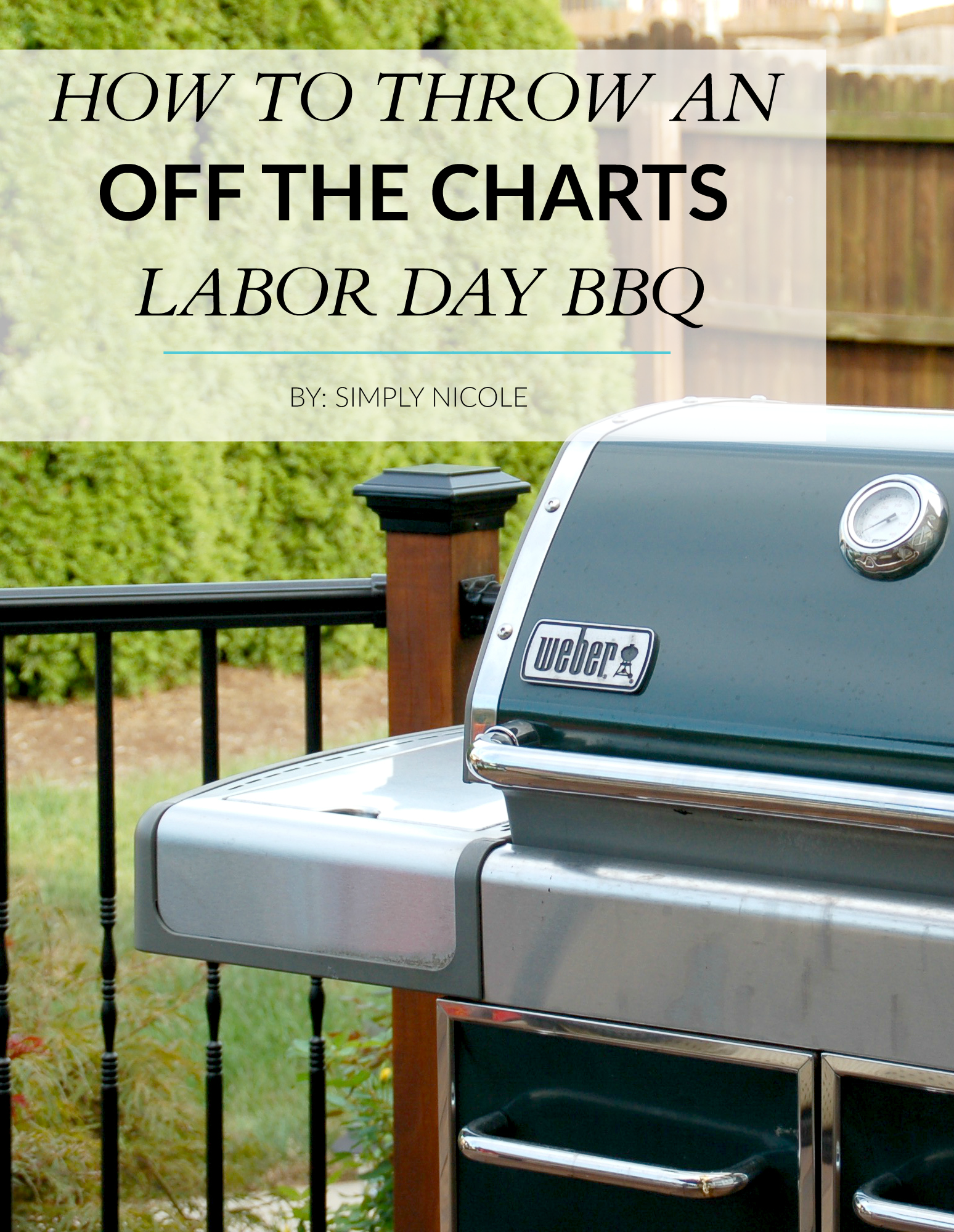 labor day bbq tips