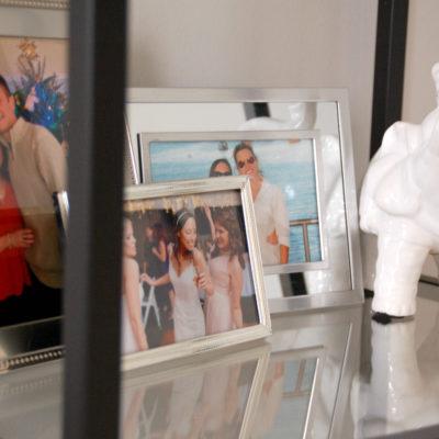 How to Decorate the Ikea Vittsjo Shelf Unit