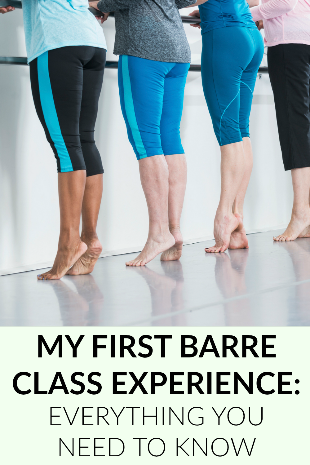 barre class experience and review