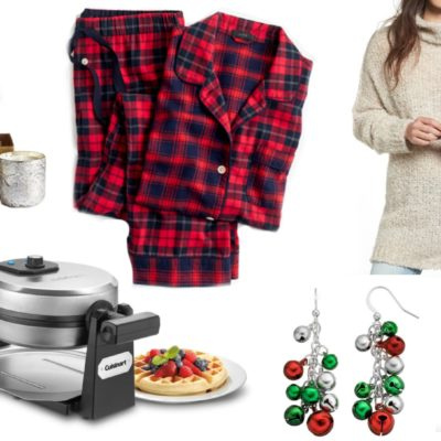 Christmas Essentials: Everything from Morning to Night