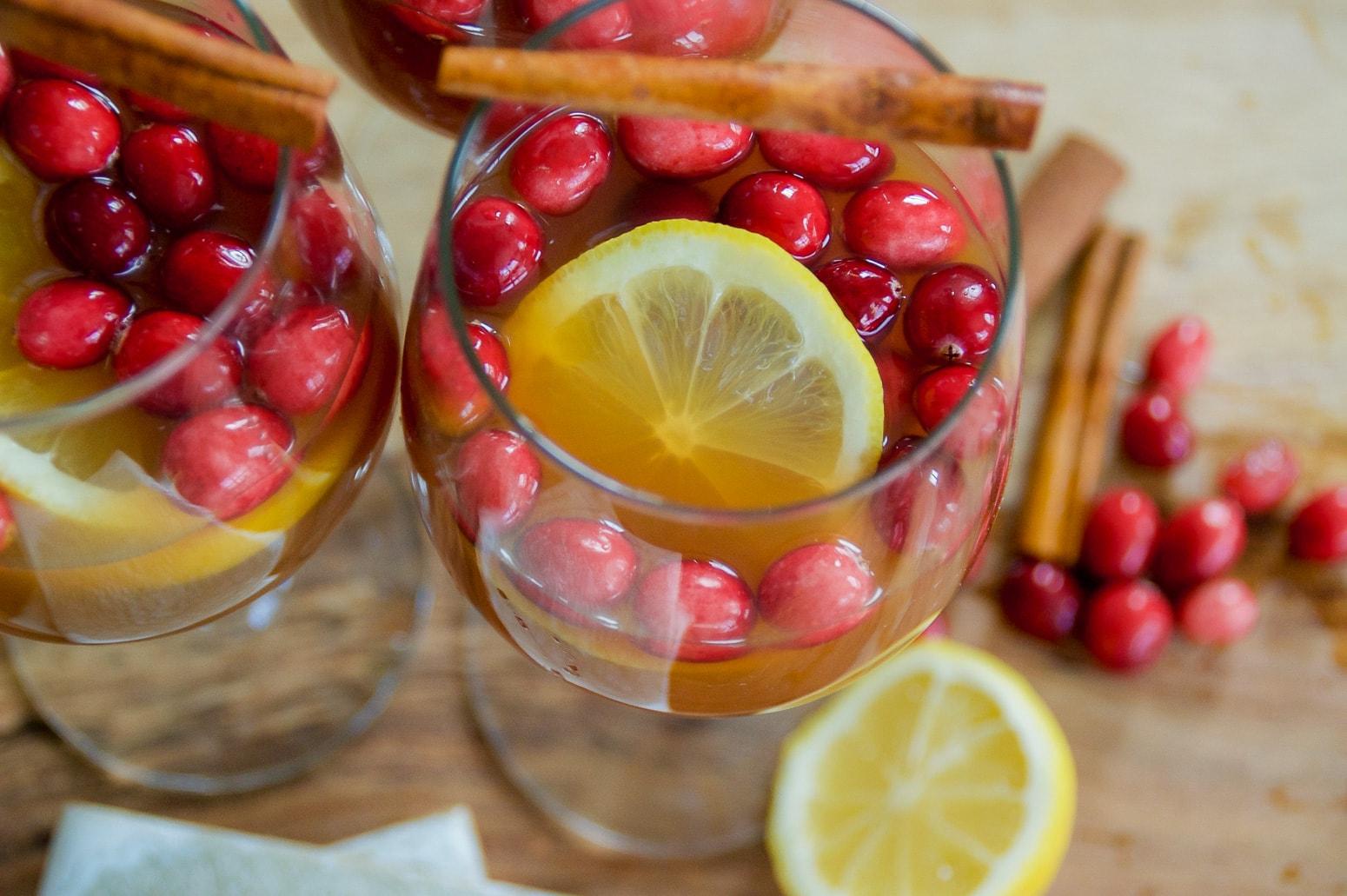 Apple Cider Cocktail Recipe