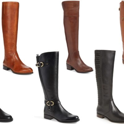 On My Radar: Practical Knee-High Boots Under $200
