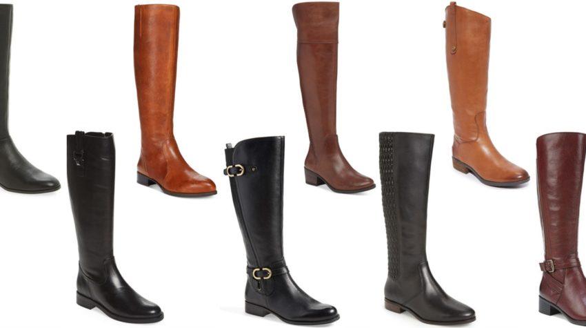 On My Radar: Practical Knee-High Boots Under $200