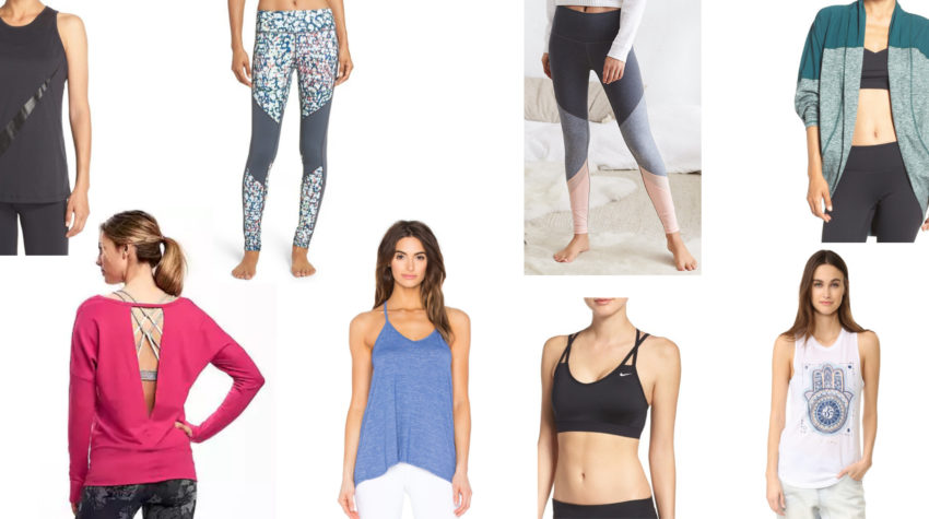 On My Radar: Practical & Affordable Yoga Clothes