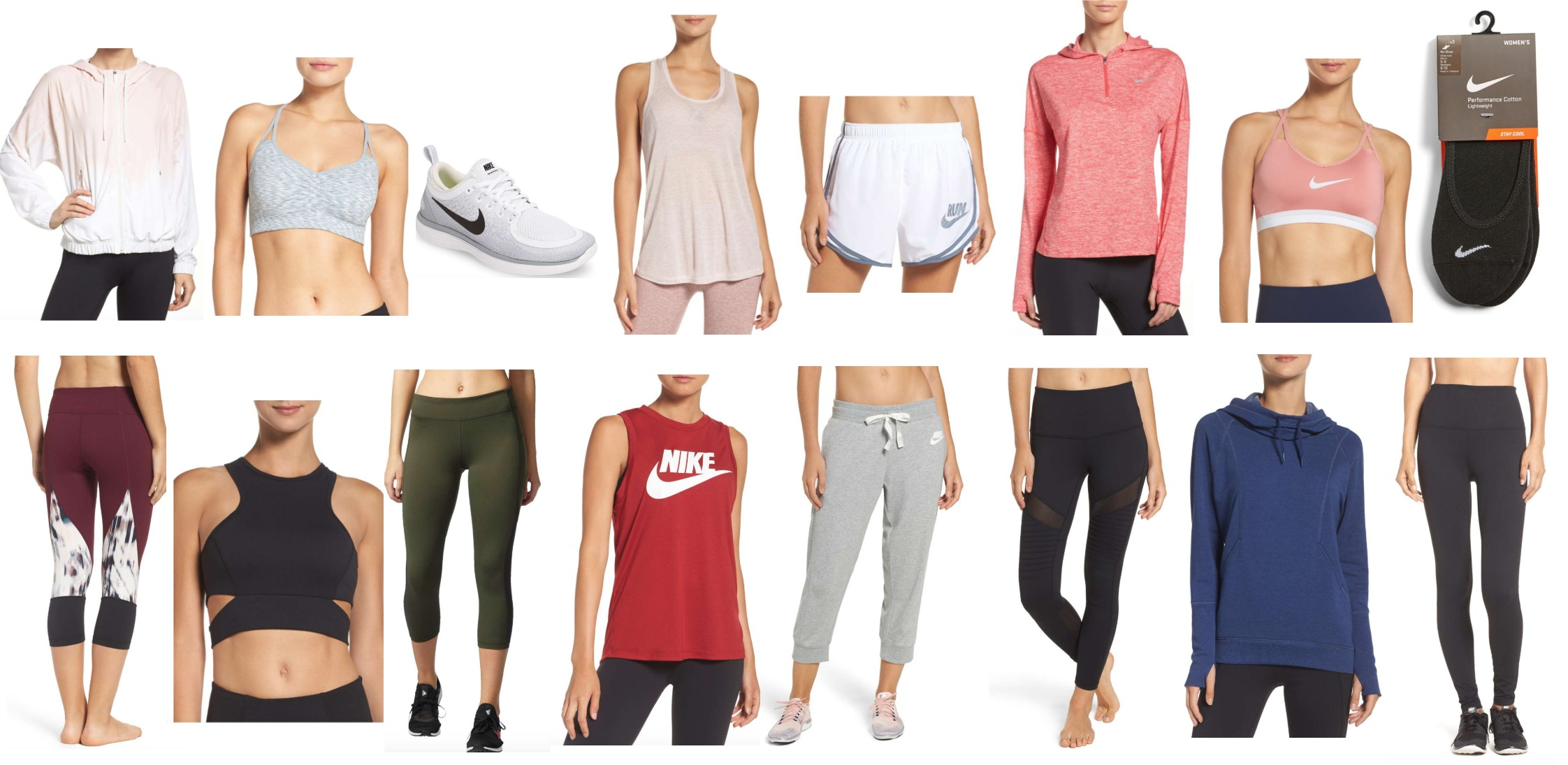 Fitness Finds at the Nordstrom Anniversary Sale